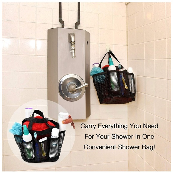 Consumer Homestead Handbags - Camping Shower Caddy BUY 1 GET 1 FREE